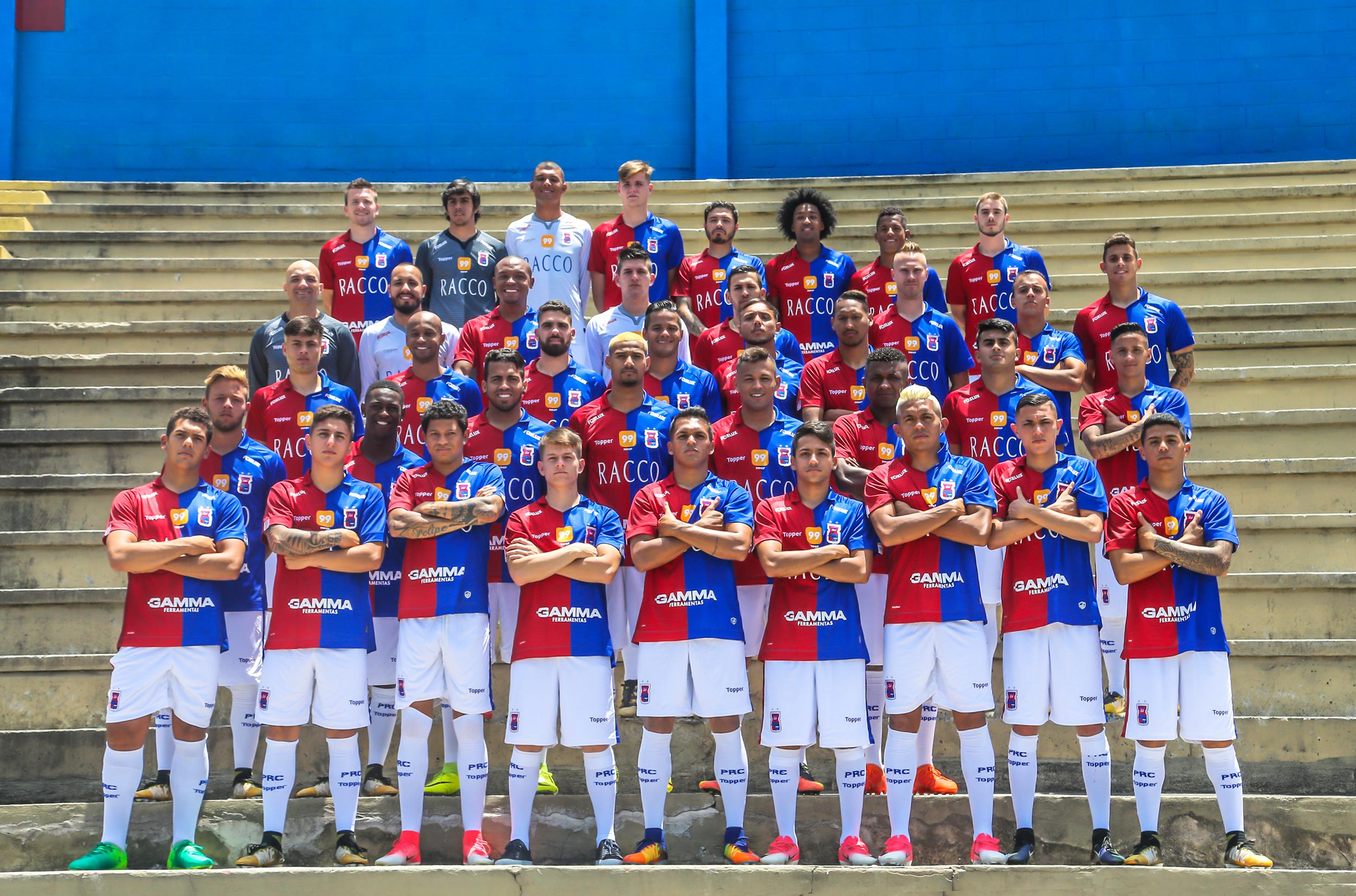 Patrocínio no Futebol 2017