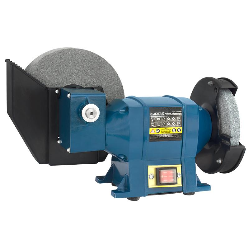 Motoesmeril/Afiador de bancada com cubeta de água 400W