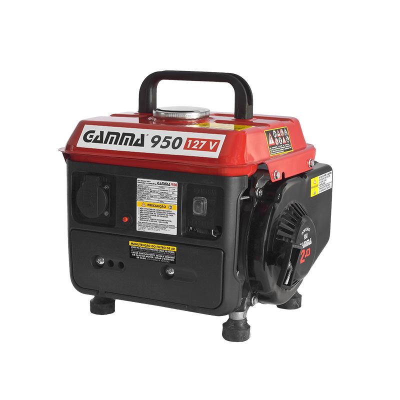 Gerador monofásico a gasolina 950