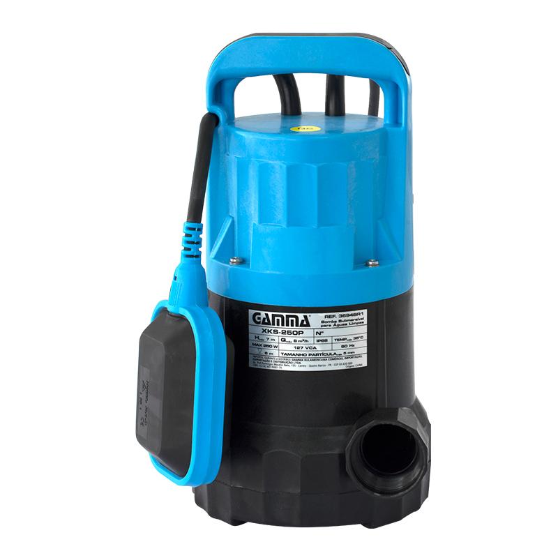 Bomba de água submersível (águas limpas) 250W