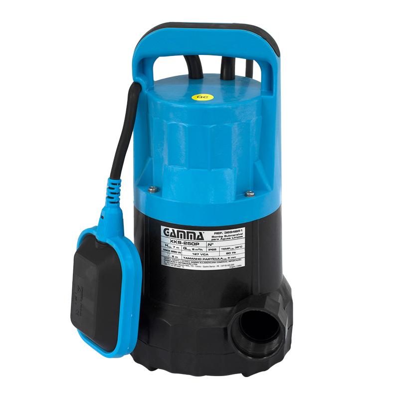 Bomba de água submersível (águas limpas) 500W