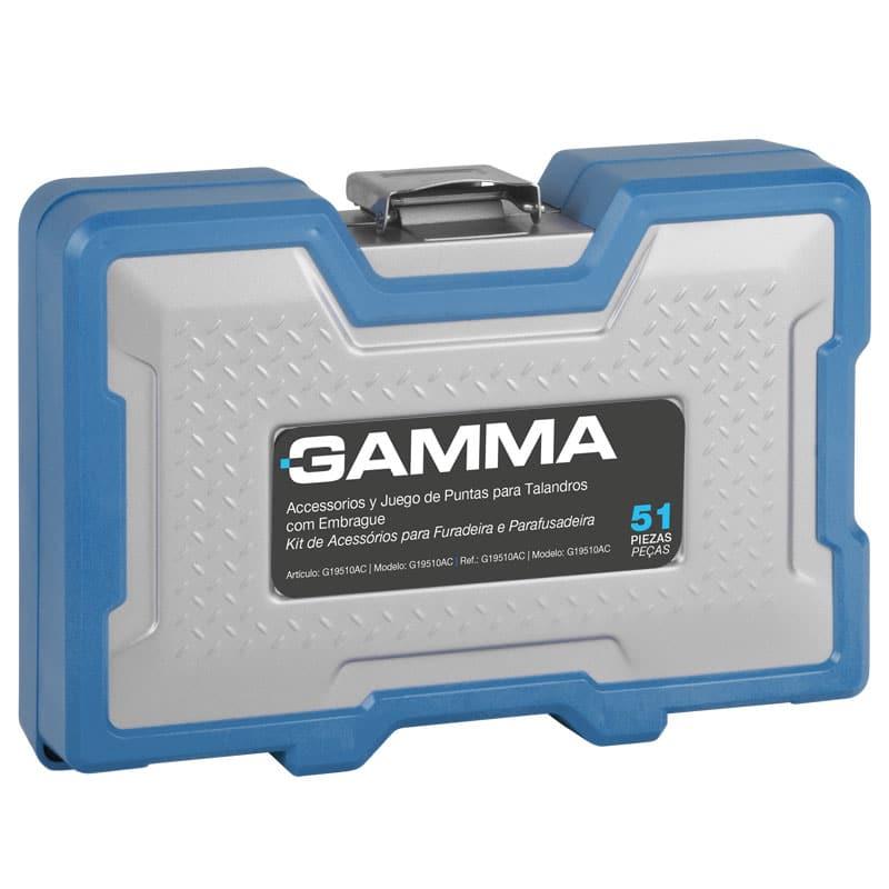 Kit de acessórios para furadeira e parafusadeira